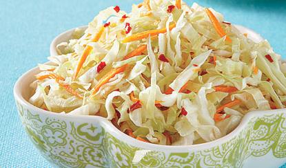 салаты рецепты с фото из свежей капусты