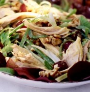 осенний салат