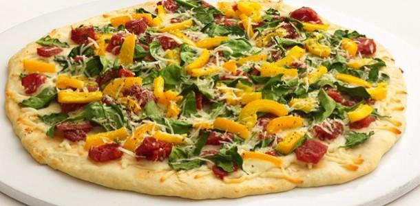 домашняя пицца