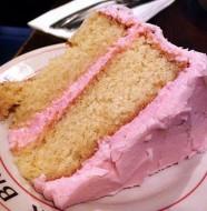 торт розовое облако