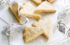 классическое песочное печенье